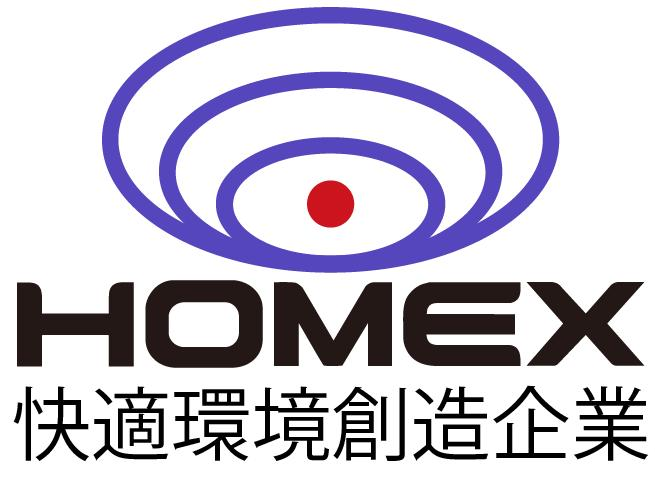 HOMEX快適環境創造企業マーク